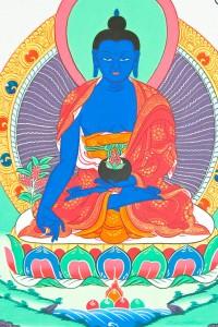 Buda de la Medicina.