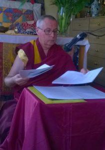 Lama Ngawang Kunga Chödrak
