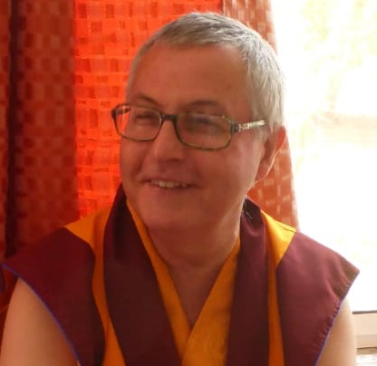 Lama Ngawang Kunga - Juan Vidal